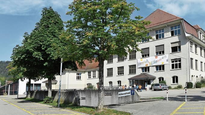 Das Mühlemattschulhaus in Trimbach: Acht Lehrkräfte verliessen das Kollegium – wegen eines Zwists mit einem der Schulleiter.