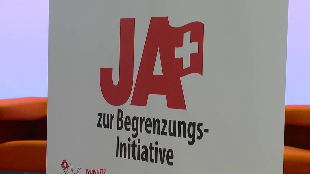 Einwanderungs-Stopp: SVP will keine Personenfreizügigkeit
