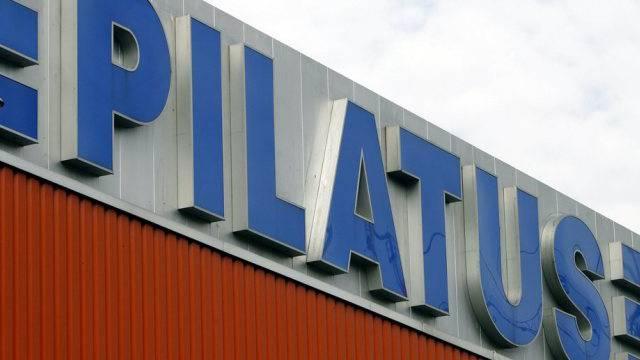 Die Produktionsstätte der Pilatus Flugzeugwerke bei Stans NW