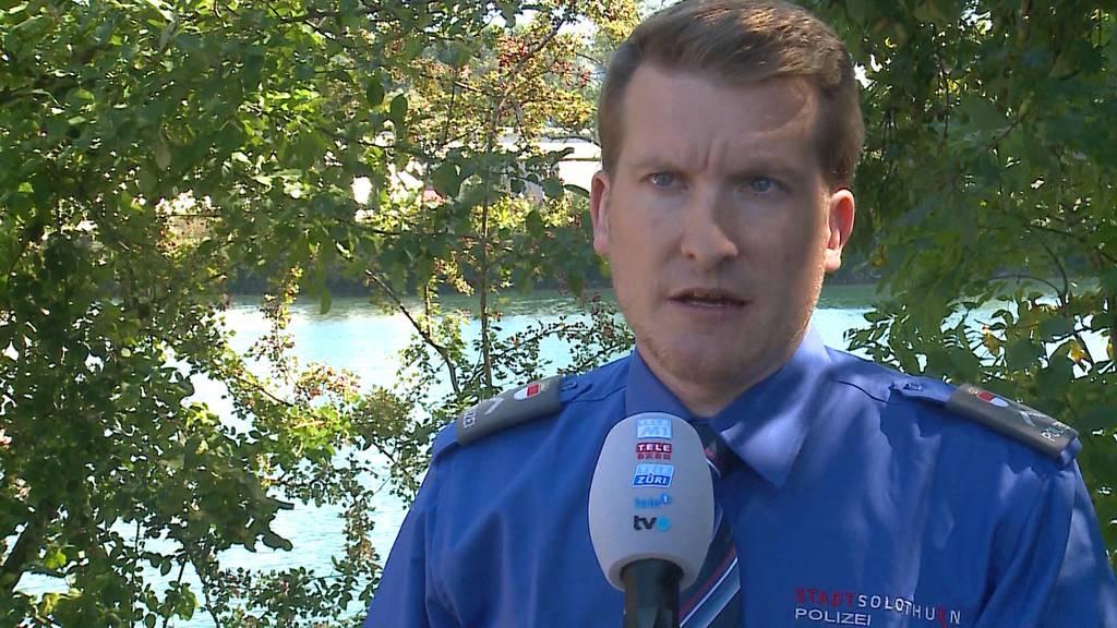 Heldentat: Polizist rettet Kind aus der Aare