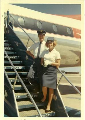 Beat Keller, heute 75, war Station Manager bei Globe Air und arbeitete in Nairobi.