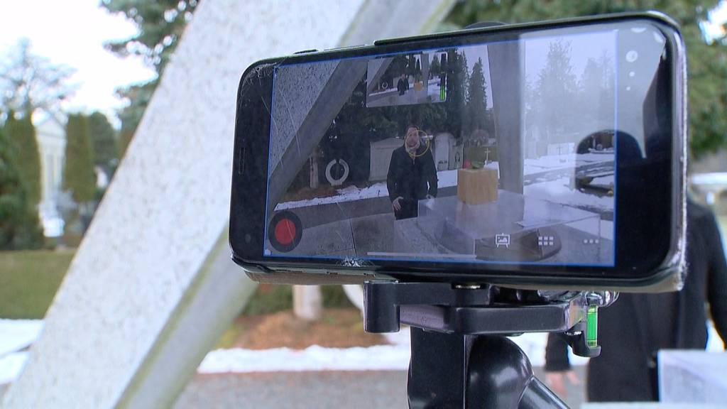 Digitale Beerdigungen wieder sehr gefragt
