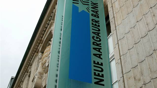 Die Neue Aargauer Bank (Symbolbild)