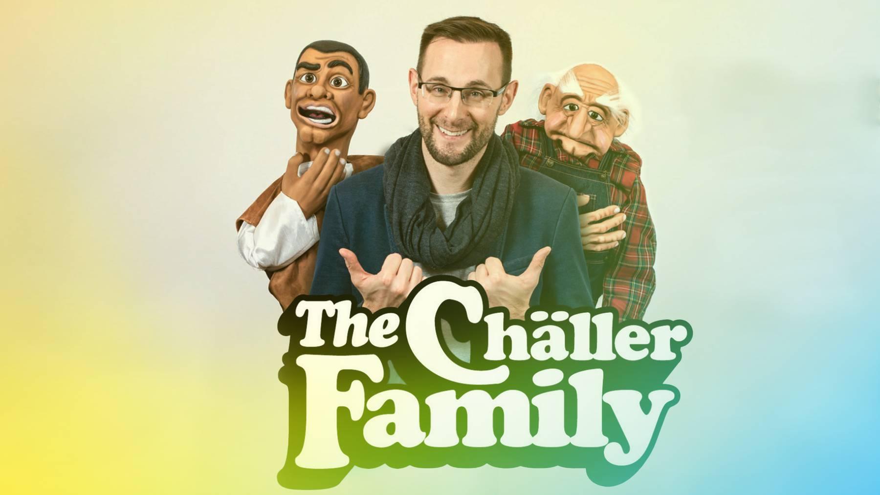 FM1-Comedian «Chäller» live erleben