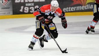 Cyrille Scherwey verlässt den EHC Basel/KLH in Richtung Olten.