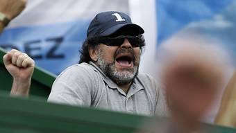 Maradona wird erneut Vater