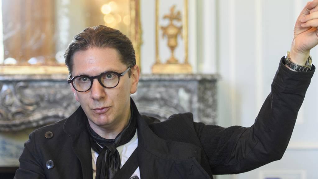 Aviel Cahn ist gerade einmal seit Sommer 2019 Generaldirektor am Grand Théâtre de Genève. Bereits nach seiner ersten Spielzeit kann er sich über die renommierte Auszeichnung seines Hauses zum «Opernhaus des Jahres» freuen. (Archivbild)