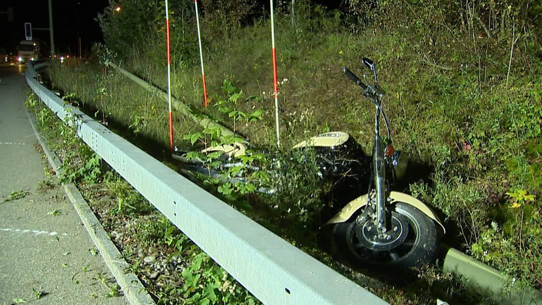 Birmensdorf ZH: Motorradfahrer tödlich verunfallt