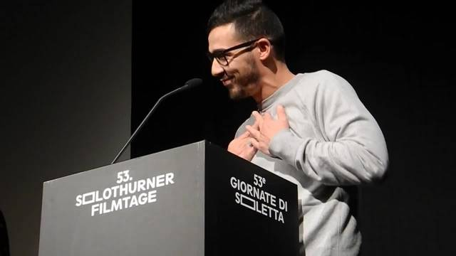 Vergabe des Prix de Soleure an «Des hommes et des moutons» von Karim Sayad: «Wir lieben diesen Film», meint die Jury.