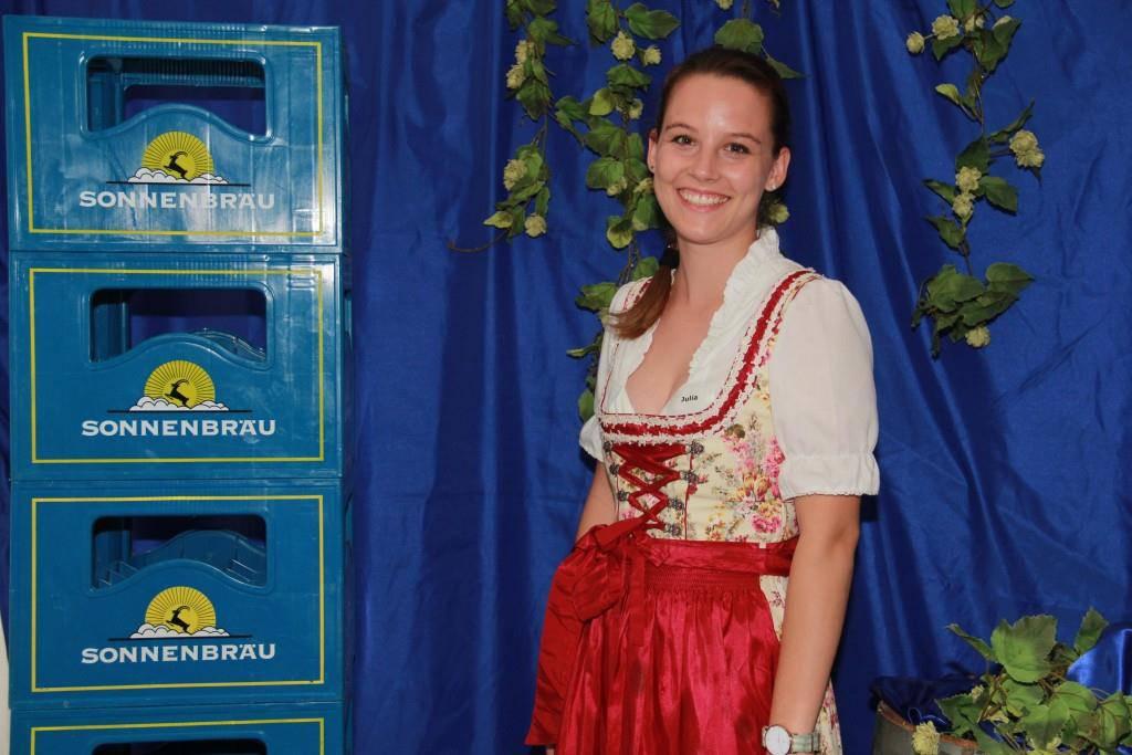 Julia Marock (22), Lehrerin aus Mauren