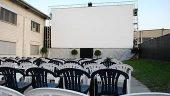 Die Openair-Kinos wie hier in Schöftlamd ziehen meist eine durchzogene Bilanz.