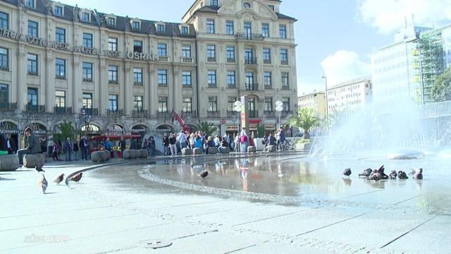 München: Grosse Skepsis trotz Hilfsbereitschaft