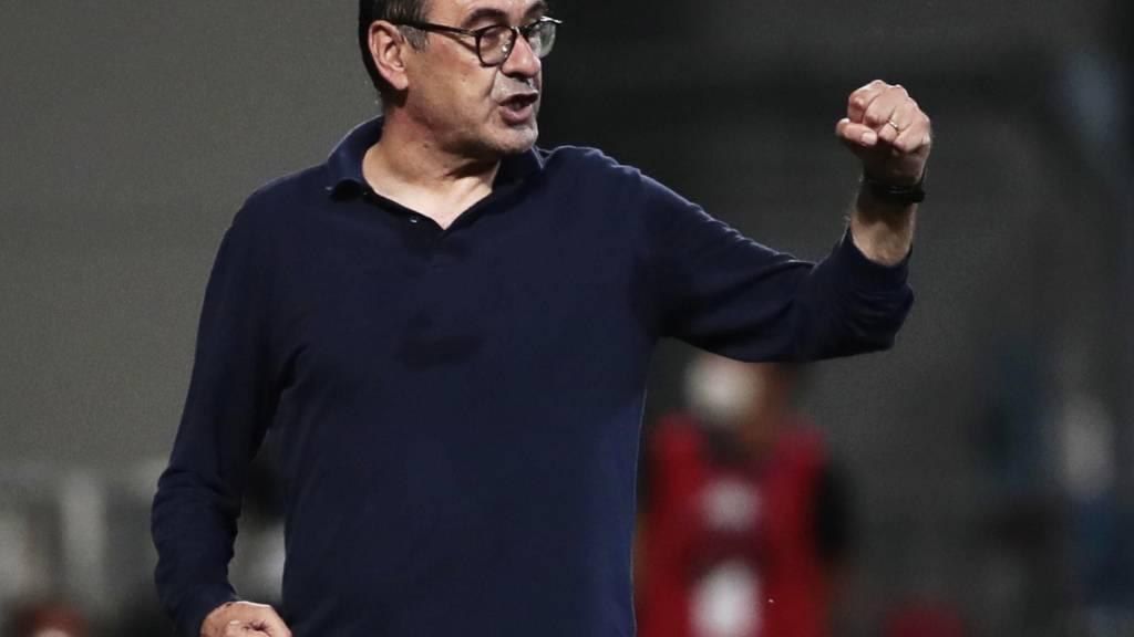 Andrea Pirlo ersetzt Maurizio Sarri als Trainer bei Juventus Turin
