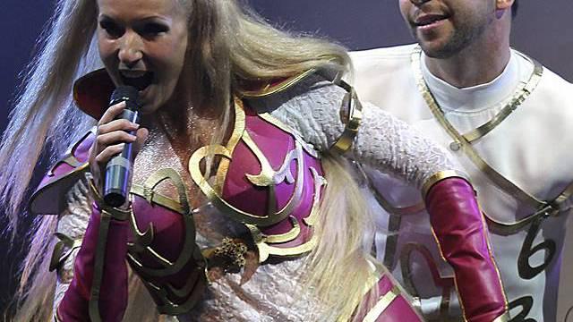 Ihn fesseln Frauen mit viel Witz: DJ Bobo (rechts)