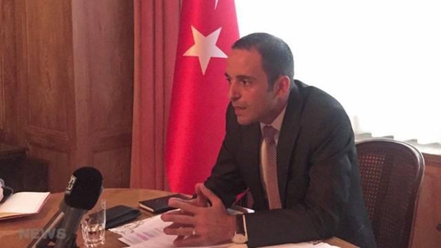 Erdogan droht Diplomaten in Bern mit Gefängnis