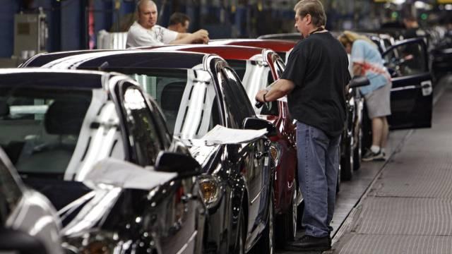 Auch Problemschlösser drin? Chevrolet-Werk in Ohio (Archiv)