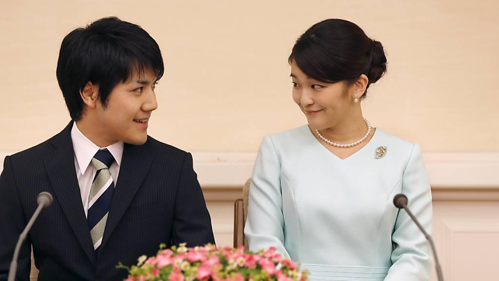 Japans Prinzessin Mako hat geheiratet – Kontroverse dämpft Freude