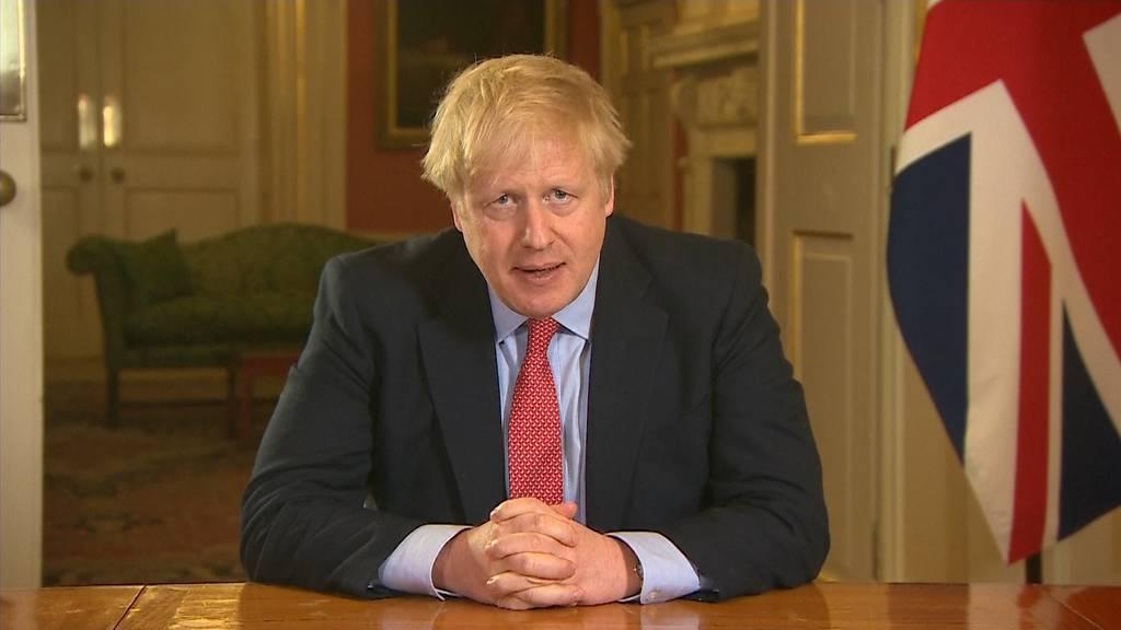Nun schränkt auch Grossbritannien das öffentliche Leben stark ein