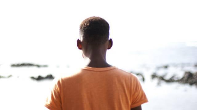 In Gefahr: Schwuler Afrikaner (Archiv)