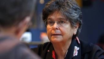 Alt Bundesrätin Ruth Dreifuss im Oktober 2009 (Archiv)