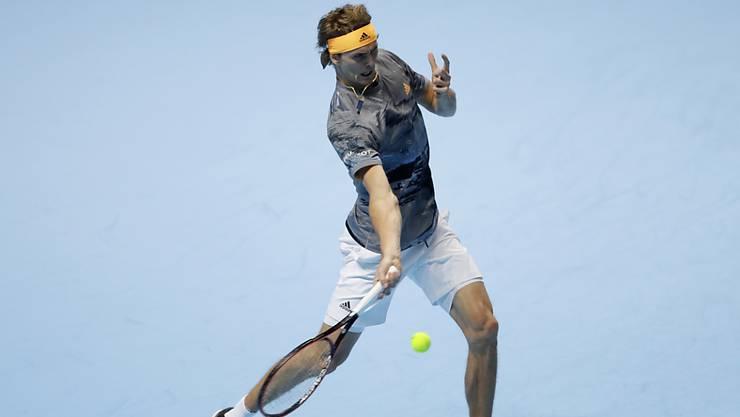 Alexander Zverev fegt Rafael Nadal vom Platz