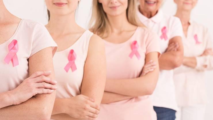 Acht von zehn Brustkrebspatientinnen sind über 50 Jahre alt.
