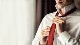Sie steht für Korrektheit, Erfolg und Prestige. Aber wie lange ist die Krawatte noch gesellschaftsfähig? Shutterstock