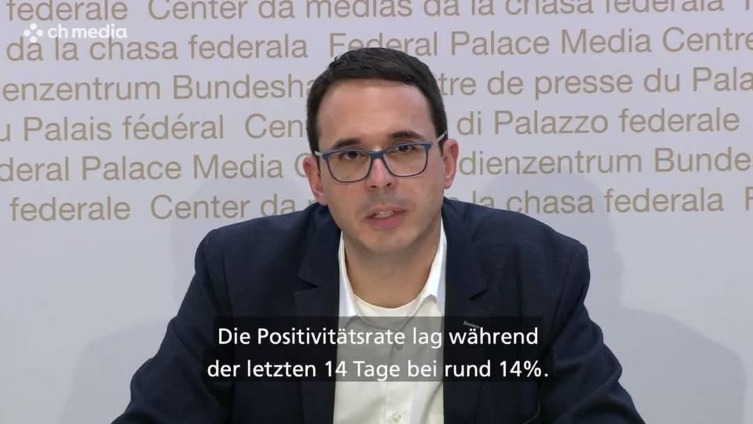 Coronavirus: Die wichtisten Aussagen aus der Medienkonferenz der Experten des Bundes vom 20.10.2020