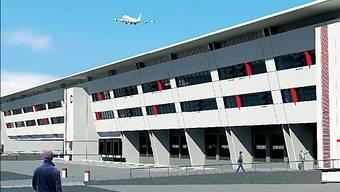 Grundsteinlegung für neuen Cargo Terminal auf dem Euro-Airport