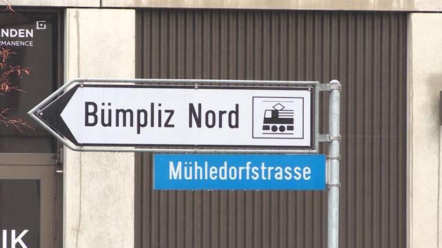 Grosser Polizeieinsatz in Bümpliz