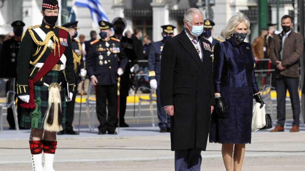 Griechen feiern 200 Jahre Unabhängigkeitsrevolution