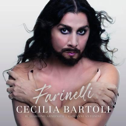 Das neue Farinelli-Album von Cecilia Bartoli fällt auf