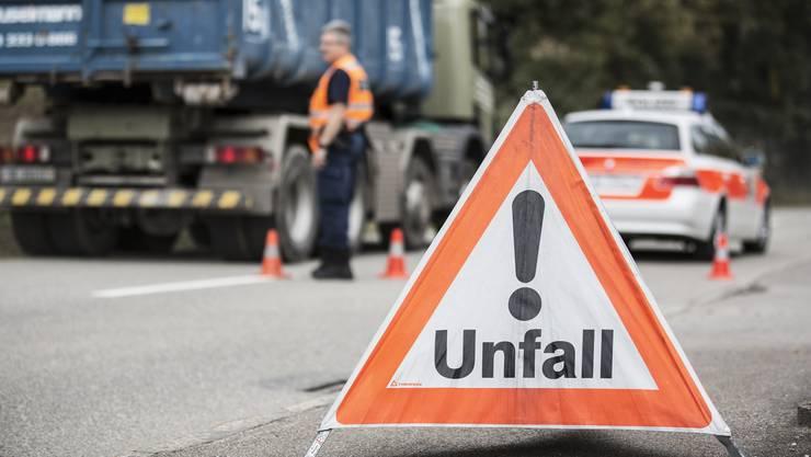 Auf der A2 hat sich am Montagmorgen ein Verkehrsunfall ereignet. (Symbolbild)