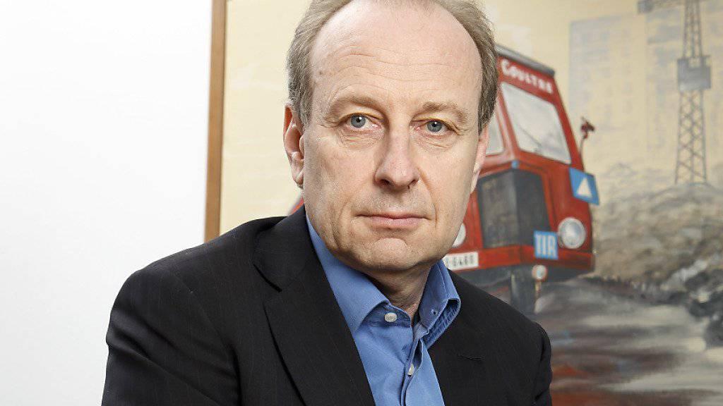 Gegen ihn wird in Monaco wegen mutmasslichen Betrugs bei Bilderverkäufen ermittelt: der Genfer Kunsthändler Yves Bouvier. (Archivbild)