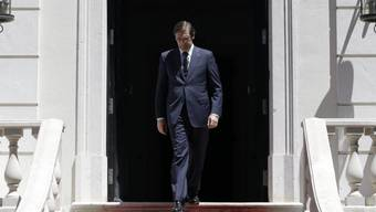 Erneuter Rückschlag für Portugals Premier Passos Coelho (Archiv)