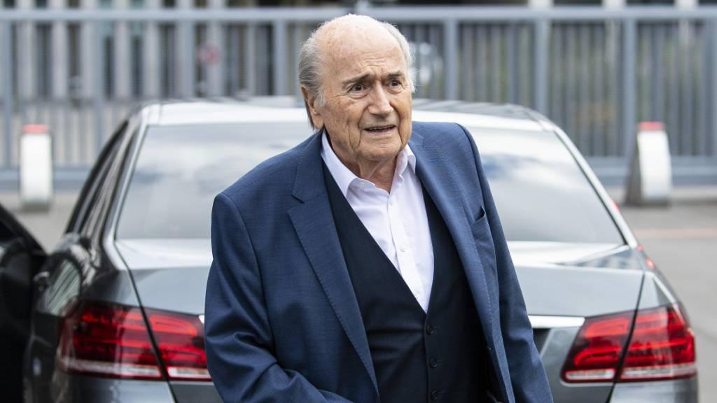 «Zustand ist ernst»: Sepp Blatter im Spital