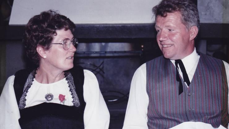 Lina und Moritz Eberhart