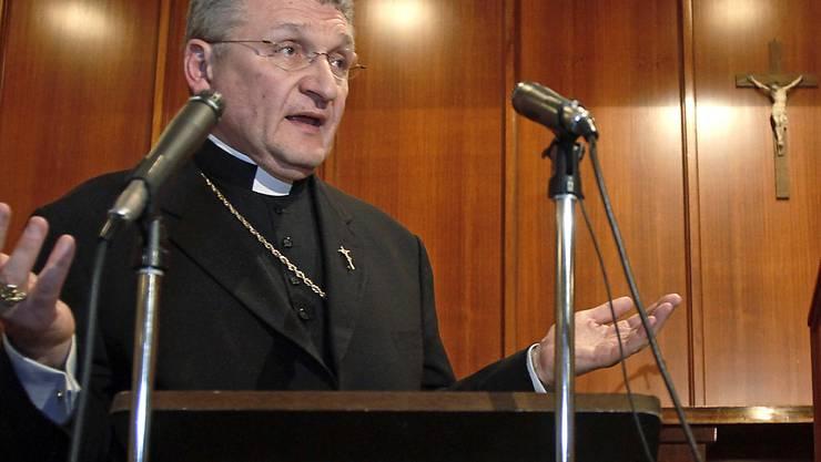 Der Bischof von Pittsburgh, David Zubik, wehrt sich gegen den Vorwurf der systematischen Vertuschung des Kindsmissbrauchs.