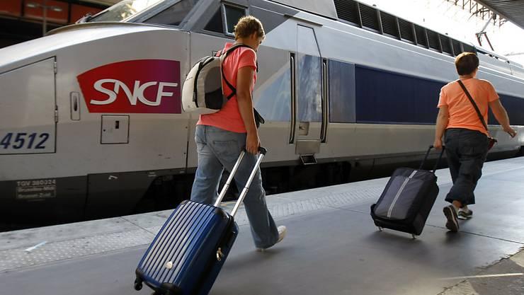 Die staatliche französische Bahn SNCF will Züge entwickeln, die ohne Lokführer fahren können.