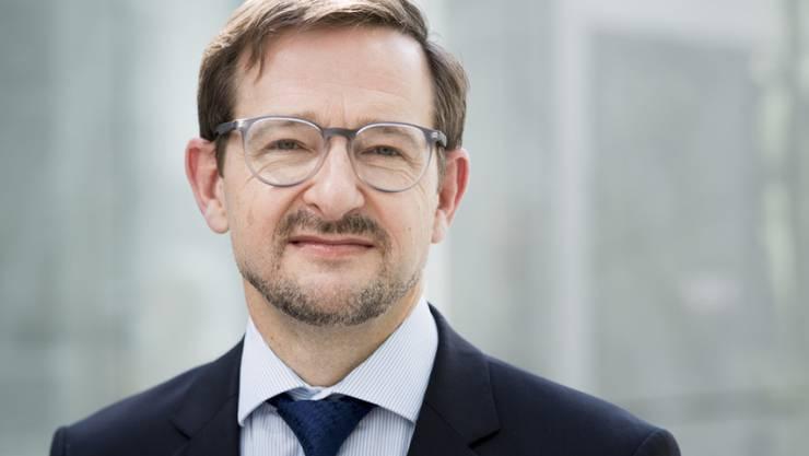 Der Schweizer Diplomat Thomas Greminger. (Archivbild)