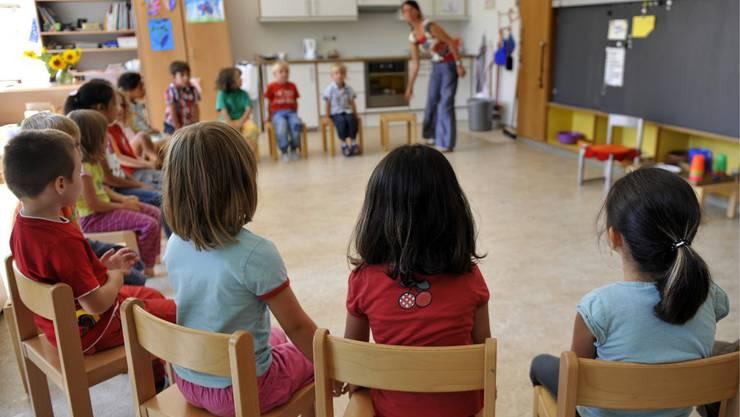 Mundart im Kindergarten soll nicht als Gesetz verankert werden.