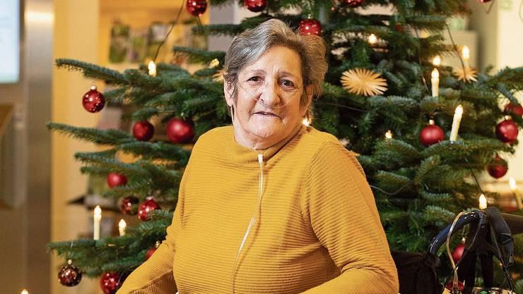 Seit ihr letzter Christbaum in Flammen aufging, hat Elsa Widmer keinen eigenen mehr.