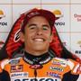 Marc Marquez hat wie immer gut lachen: Der Spanier steht im Alter von erst 25 Jahren unmittelbar vor dem Gewinn seines bereits fünften MotoGP-WM-Titels