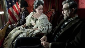 """Favorit bei den Golden Globes: Szene aus dem Film """"Lincoln"""" von Steven Spielberg"""