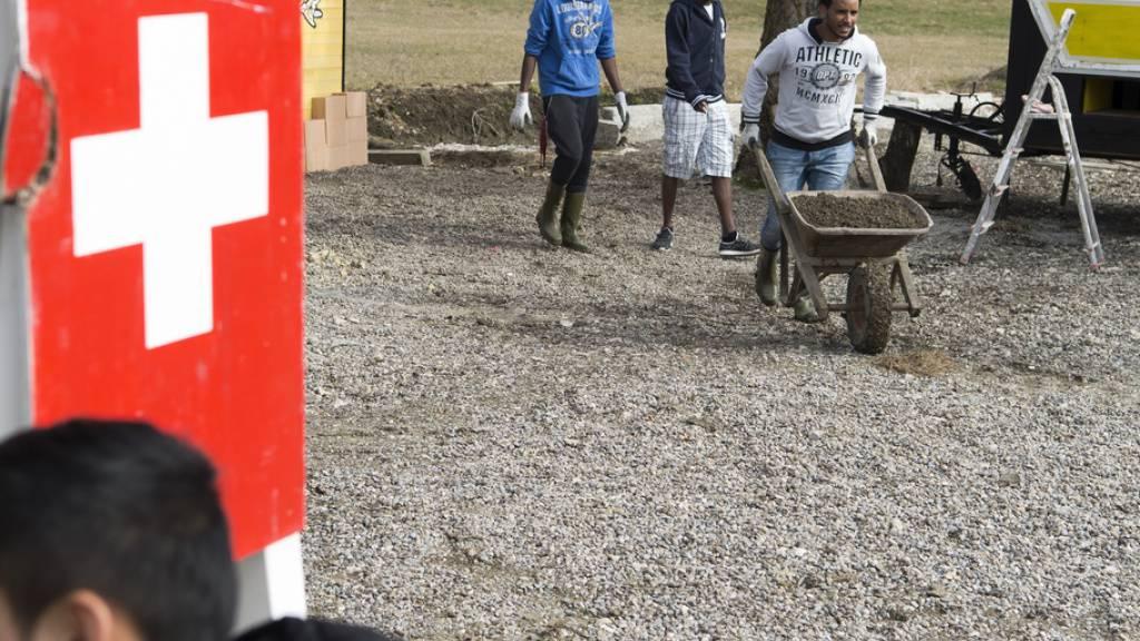 Asylzahlen steigen nach Lockerung von Einreisebeschränkungen