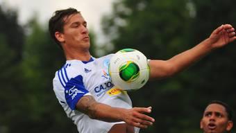 Bilder vom Spiel Luzern U21 - FC Grenchen