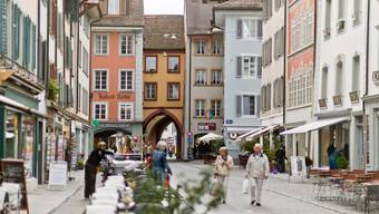 Der neue «City-Manager» soll die hohe Qualität des Detailhandels in Aarau hochhalten.