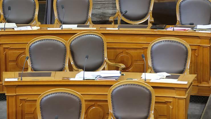 GLP und BDP werden bei den eidgenössischen Wahlen am 18. Oktober grosse Mühe haben, ihre vor vier Jahren gewonnenen Parlamentssitze zu verteidigen - ihnen drohen Verluste. (Symbolbild)
