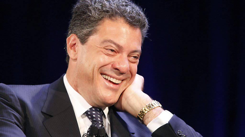 Roger Agnelli bei einer Veranstaltung 2009: Das Flugzeug des ehemaligen Vale-Chefs und Noch-ABB-Verwaltungsrats stürzte bei Sao Paulo ab. Aus dem Umfeld der Luftfahrtbehörde starb der 56-Jährige beim Absturz. (Archivbild)