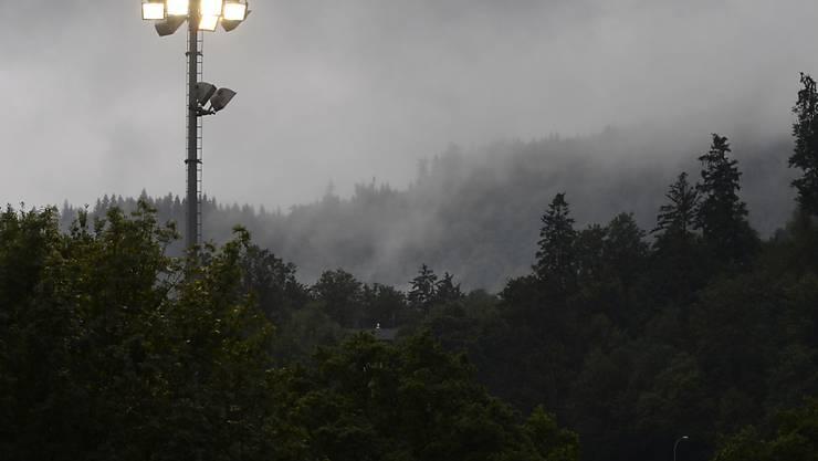 Dauerregen sorgt für Spielabsage in Winterthur